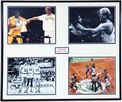Boston Red Sox N.E.Patriots Boston Bruins Boston Best Sport Brawls Framed Collage Boston Celtics